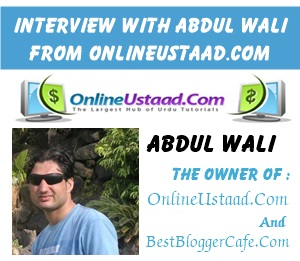 Interview: Meet with Abdul Wali From OnlineUstaad