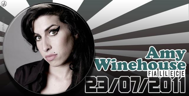 23 de julio de 2011, fallece Amy Winehouse, cantante y compositora británica