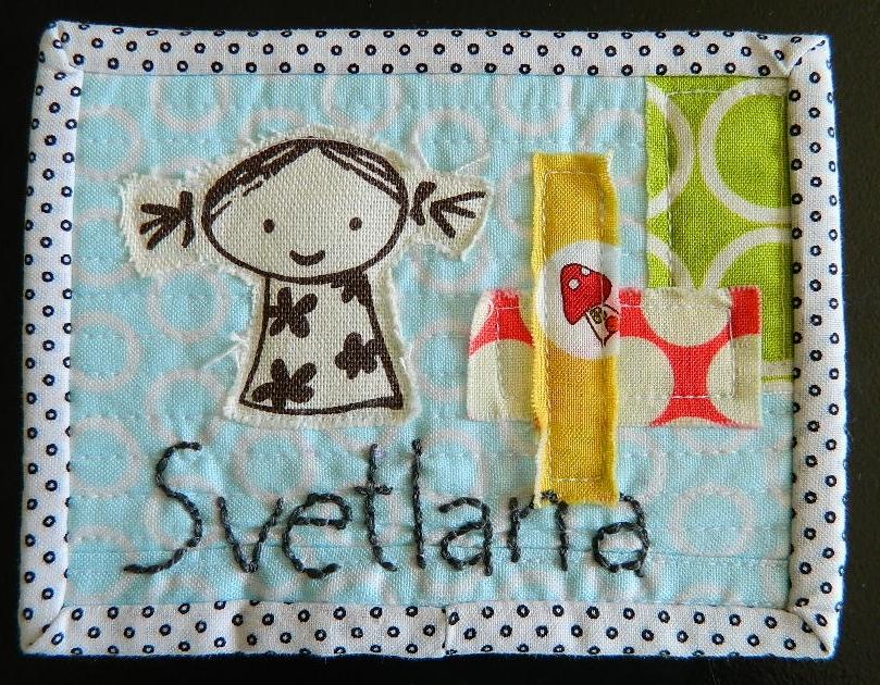 s o t a k handmade name tags