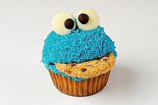 Resultat d'imatges de cupcakes del monstre de les galetes