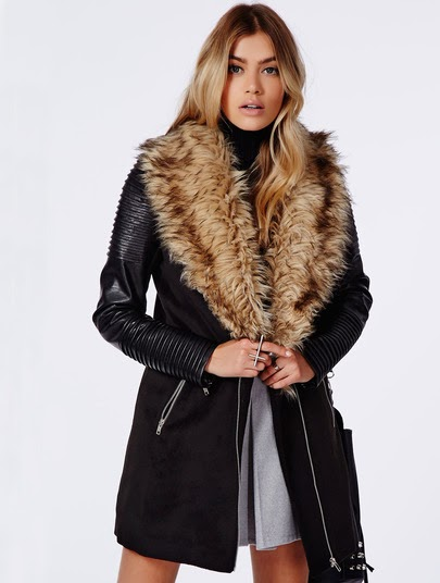 http://www.sheinside.com/Black-PU-Leather-Sleeve-Faux-Fur-Lapel-Coat-p-187371-cat-1735.html?aff_id=461