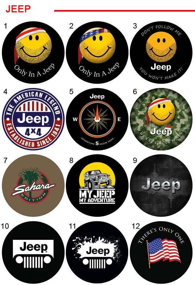 Katalog Jeep