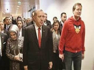 Erdogan dan Mikael Hed (foto Hidayatullah.com)
