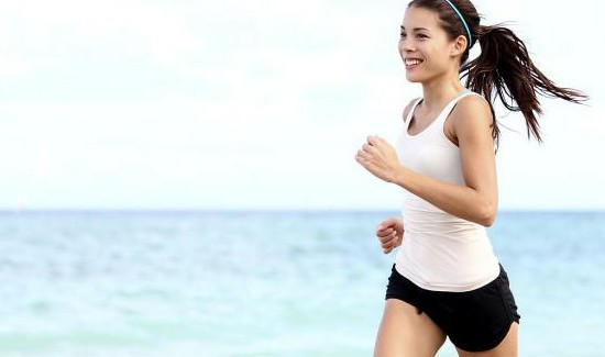 Latihan dan berolahraga yang tidak berlebihan ya