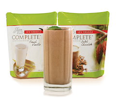 Juice Plus Complete Protein Shake.