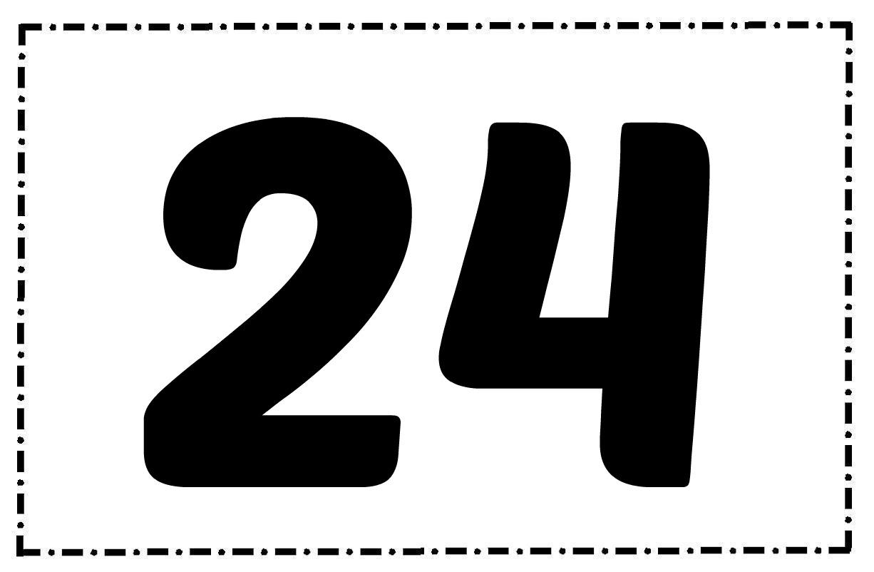 25 en nmeros - photo #36