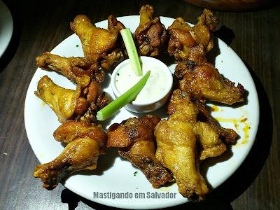 DOC Casual Dinning: Buffalo Wings