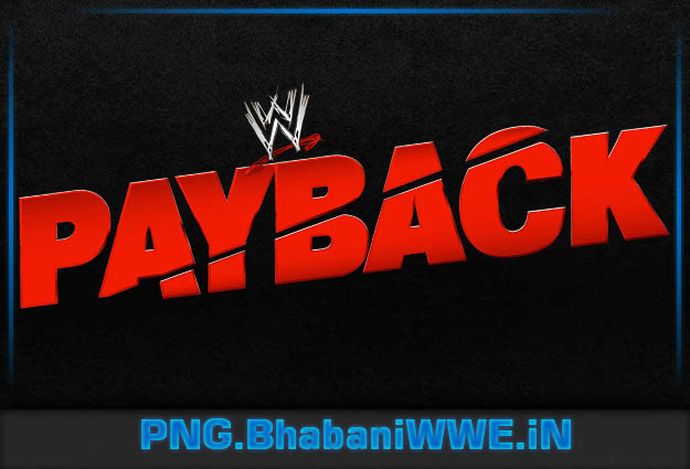 Graphics » PNG » Download WWE Payback 2013 HQ Official Logo PNG Render [Updated]