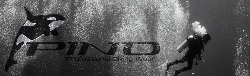 Apoio Pino Professional Diving Wear