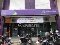 Bank Muamalat Cabang Pati, Alamat dan Info Lengkap