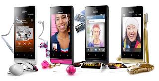 Sony Xperia Miro Android Phone Murah Rp 1 Jutaan