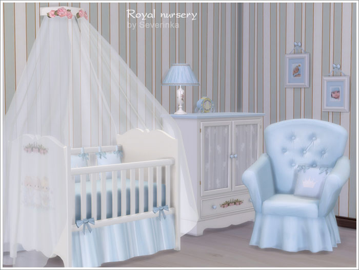 My Sims 4 Blog Royal Nursery By Severinka