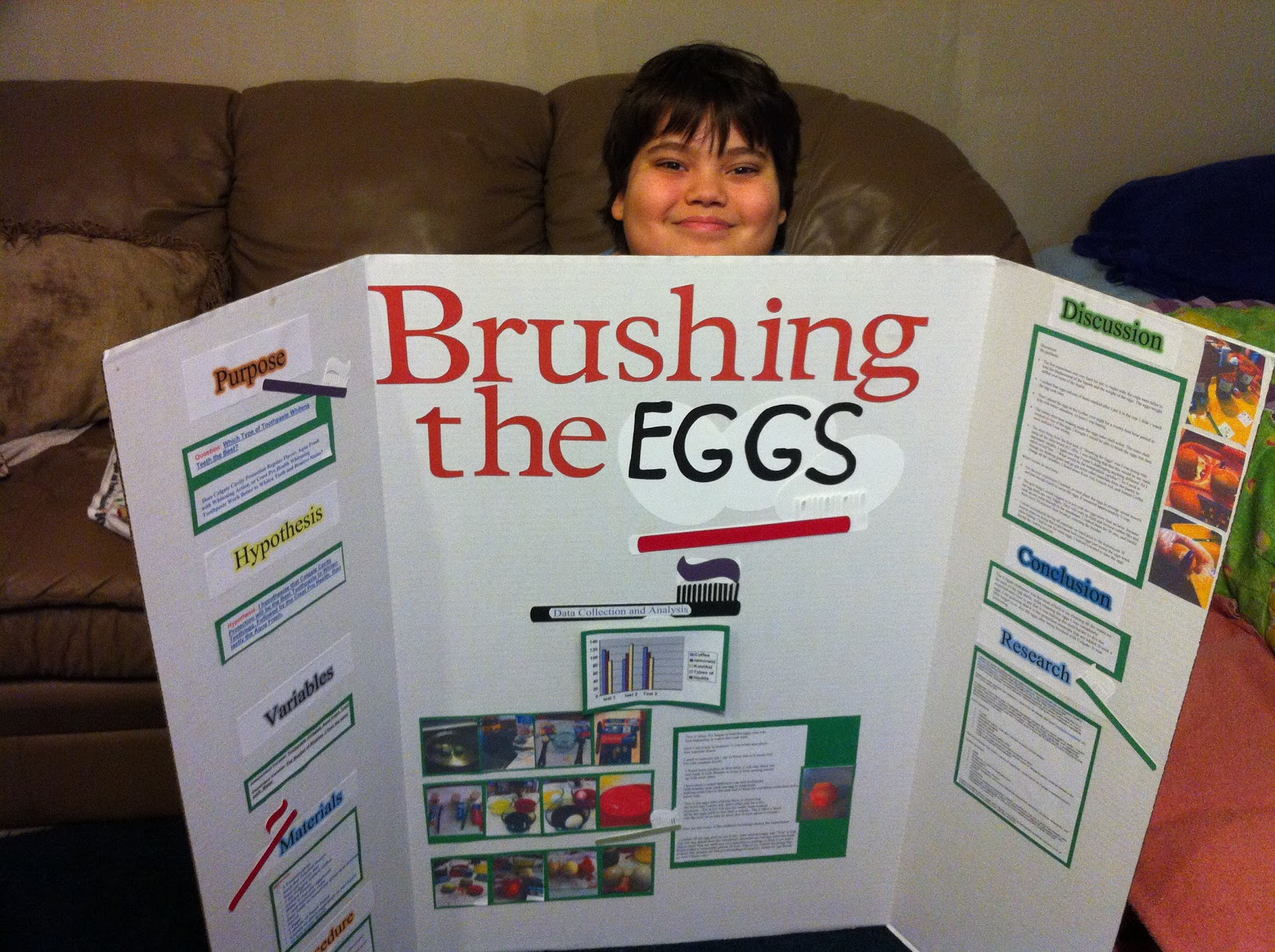 Science fair project ideas for 8th grade &;t&; had to do a science fair