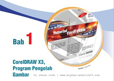 EBOOK TUTORIAL CORELDRAW BAHASA INIDONESIA LENGKAP