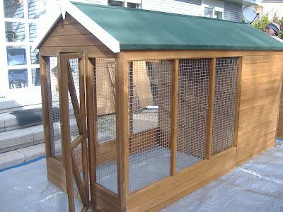 Casetas de perros for Casetas para exterior