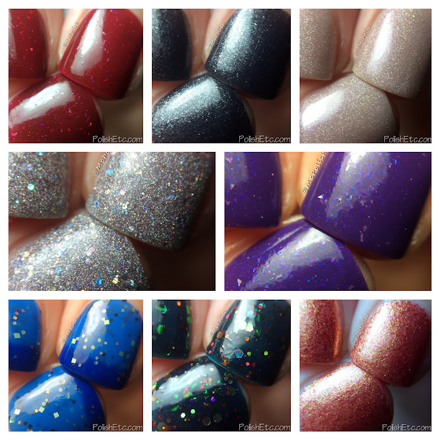 Lucky 13 Lacquer - Fury Road Collection - McPolish