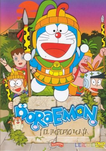 Doraemon e o Império Maia PT-PT Doraemon
