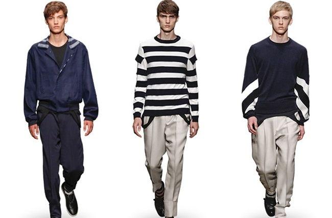 En nuestro blog de moda masculina todas las claves para un look marinero como el de Ermenegildo Zegna