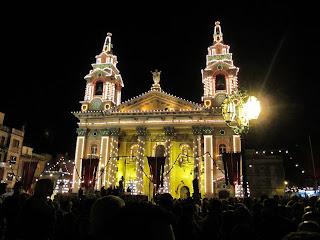 Igreja em Floriana