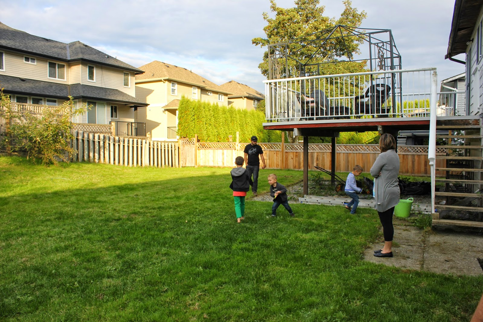 the friesen five family 31 days to a complete home renovation day 2