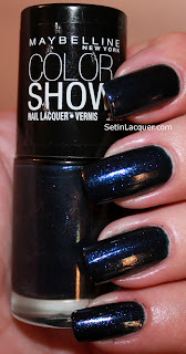 Maybelline Color Show Blue Freeze