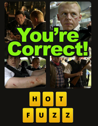 Guess the Movie 4 Pics 1 Movie Answers Level 3