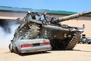 Tank Destroys Car, Dota 2 - Death Prophet Build Guide