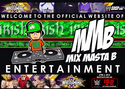 www.MixMastaB.com - The Official Website Of The Best DJ In The World!