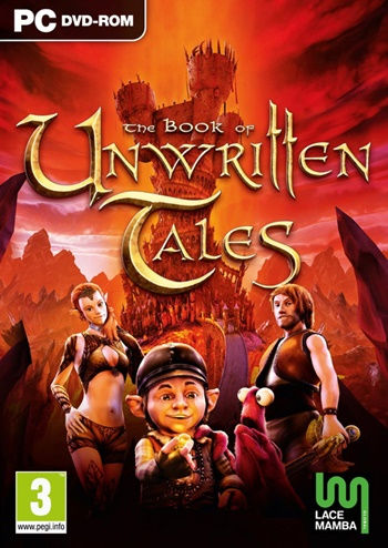 The Book of Unwritten Tales Collection PC Full Español