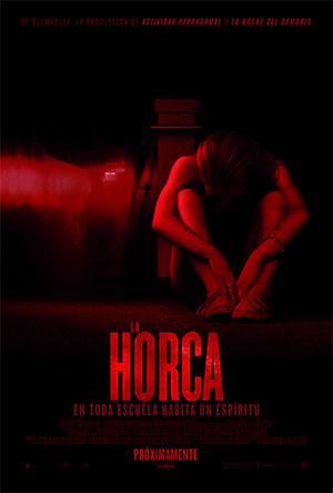 """Poster español de """"La Horca"""""""