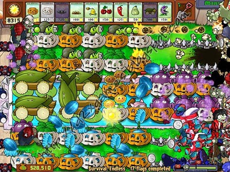 Free Download Games - Plants vs Zombies 2