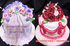 Kelas DIY Fondant Hantaran