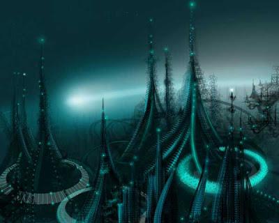 ilustracion concepto ciudad