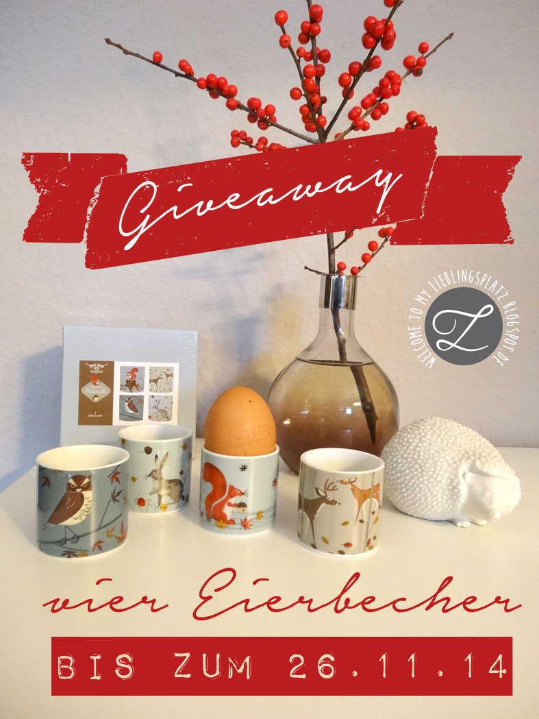 Giveaway bei Tine