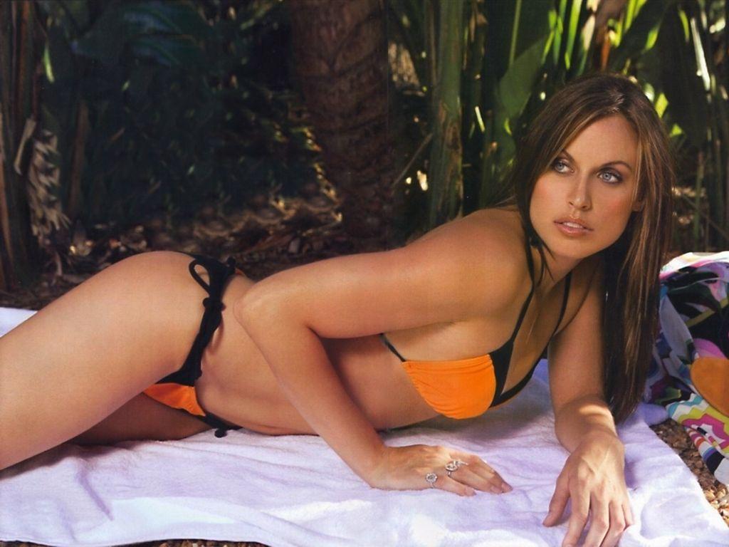 Amanda Beard's Bikini Pictures