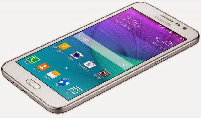 Harga Samsung Galaxy Grand Max dan Spesifikasi Lengkap