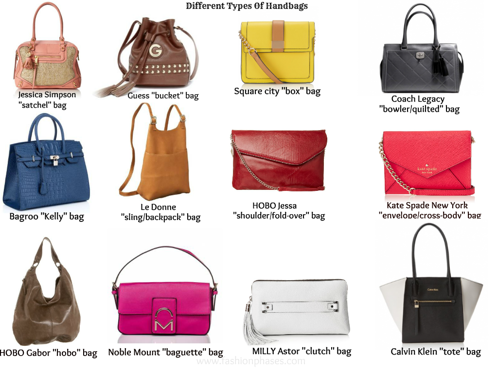 Bag Catalogue on Pinterest