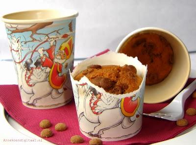 Sneel Sinterklaas traktatie