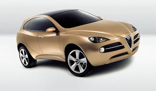 2015 Alfa Romeo SUV
