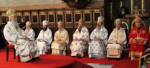Амортизери у Српској православној цркви