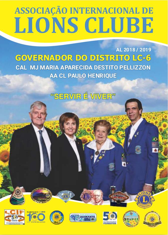 Distrito LC-6 - Nominata AL 2018/2018