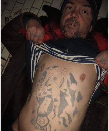 John tuohy 39 s russian mafia gangster russian mafia prison for Russian mafia tattoos