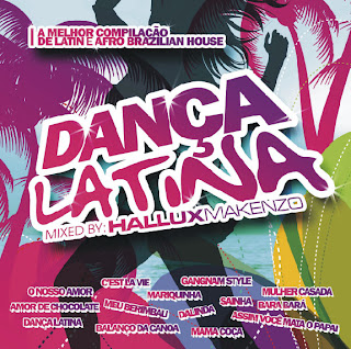 Download – CD Dança Latina – Mixed by Hallux Makenzo – 2013