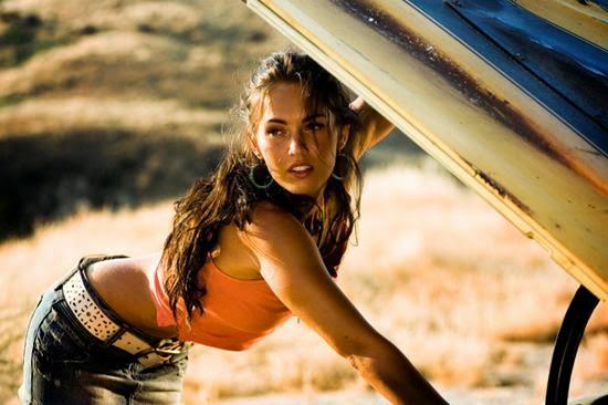 Megan Fox Transformers