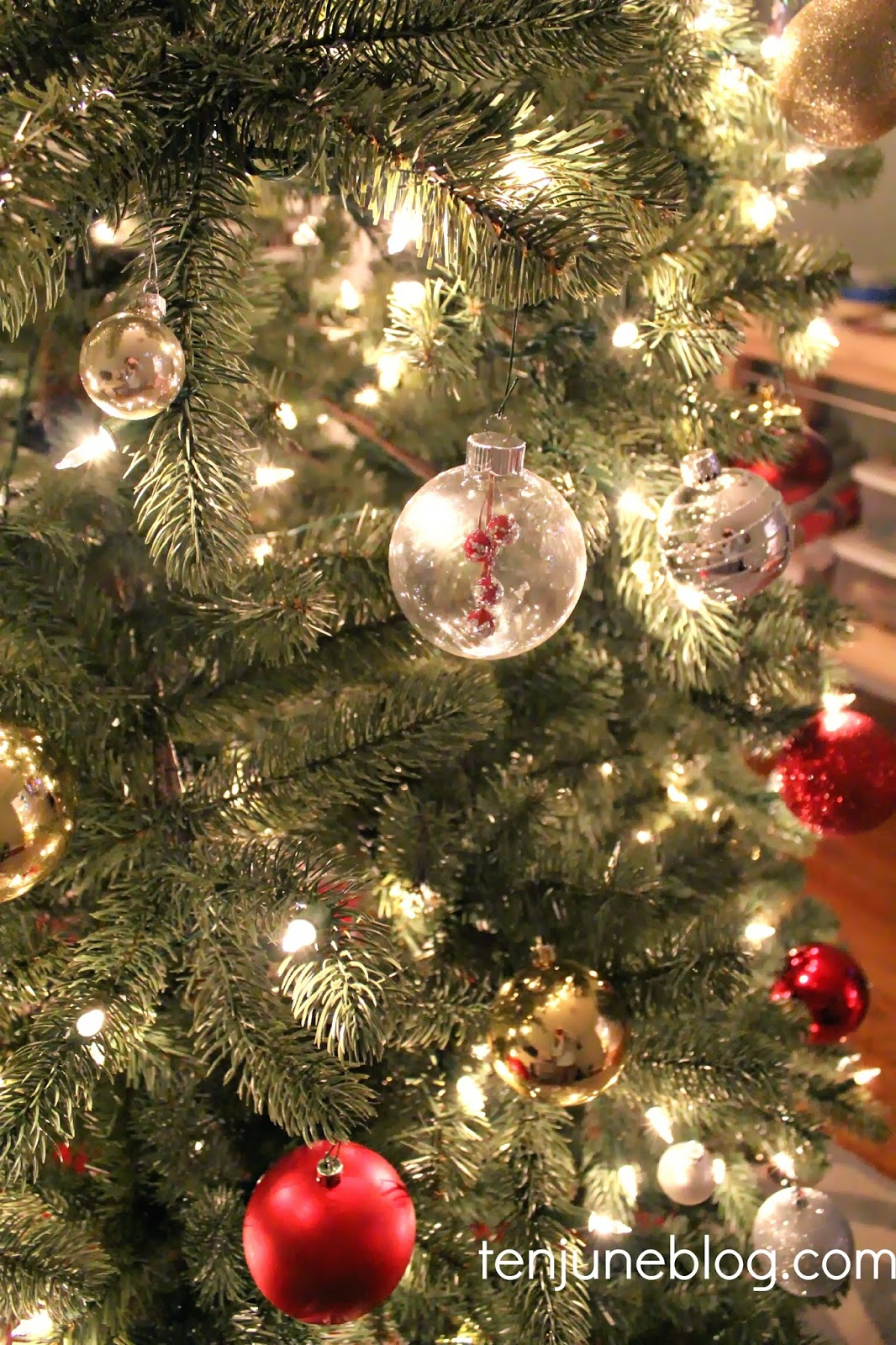 Star Of David Christmas Tree Topper