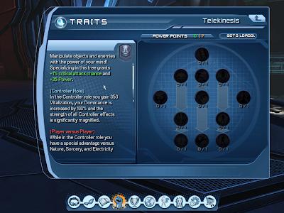DC Universe Online - Controller Role Bonus