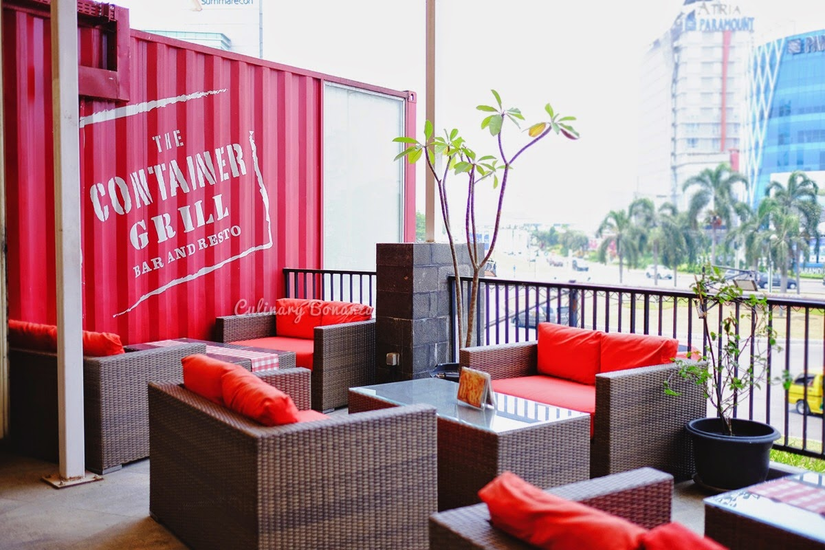 The Container Grill, Bar & Resto
