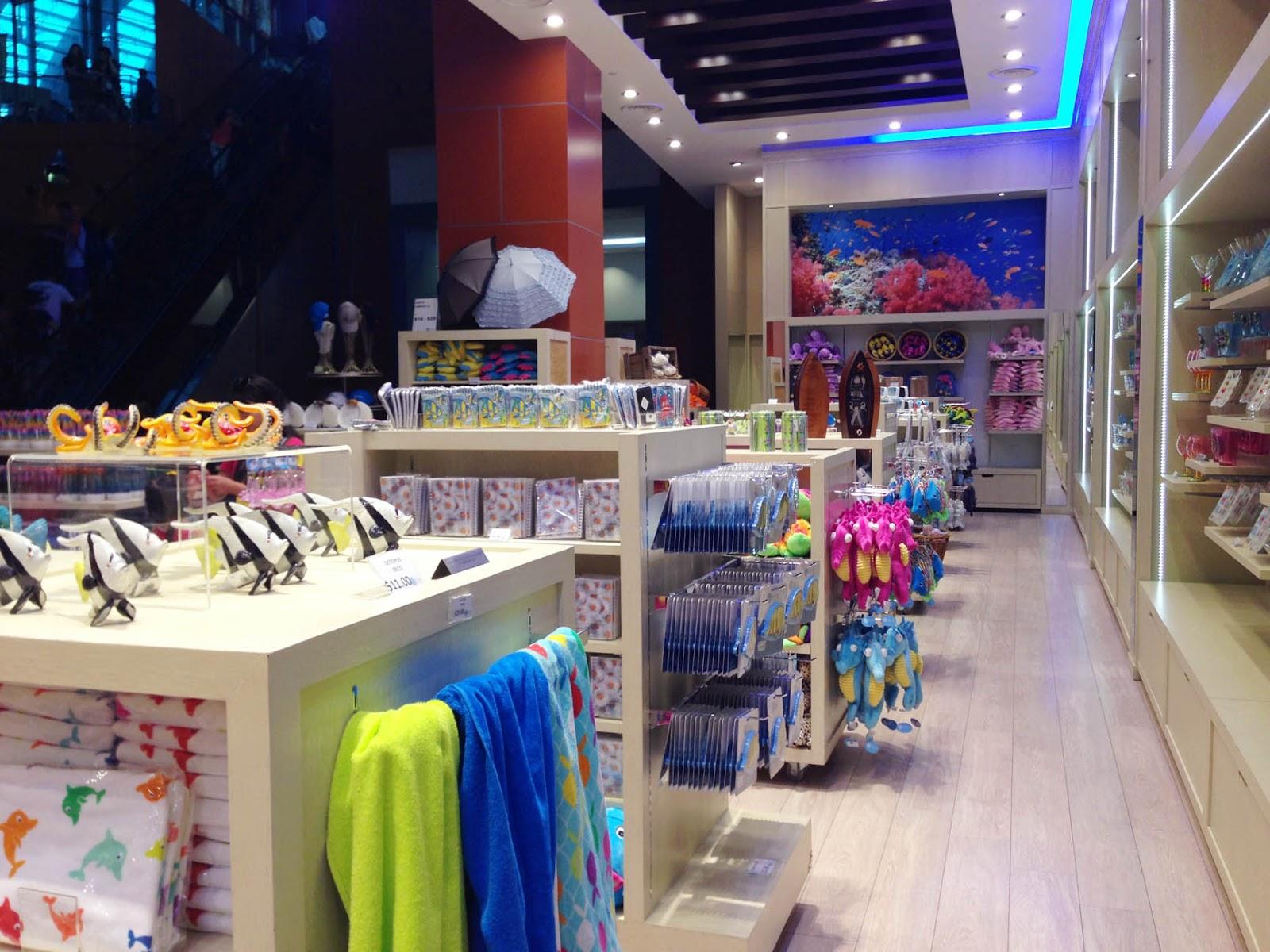 Mrsmommyholic s e a aquarium singapore for Aquarium shop