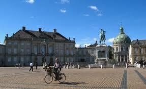 Amalienborg de Copenhague