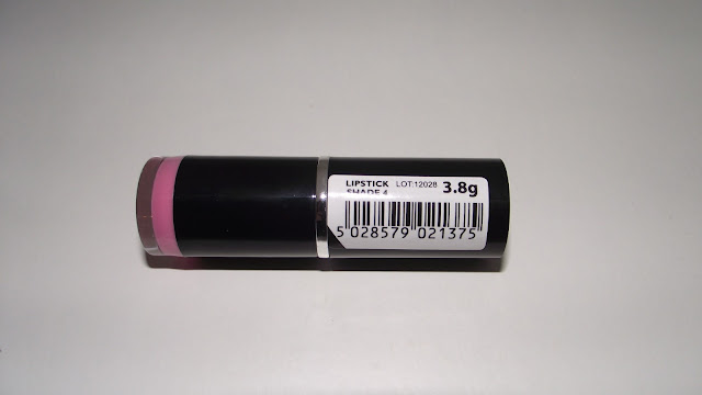 MUA Lipstick Review - Shade 4